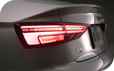 2020 Audi A3 LED Tail Lamps