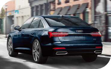 The dynamic taillights let those following you know your Audi A6 is on the cutting-edge of automotive design