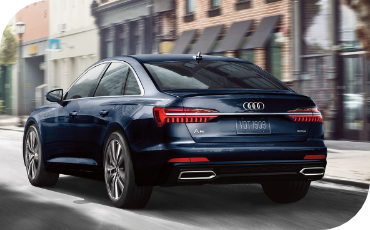 New Audi A6 LED Tail Lamps
