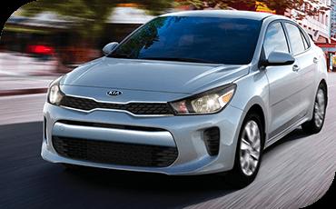 Small City Cars Compared: 2019 Kia Rio VS Chevy Spark at Hanson Kia