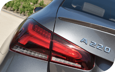 2020 A-Class Taillight