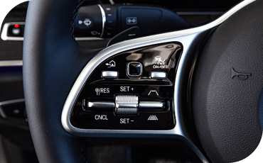 2020 E-Class Cruise Control Settings