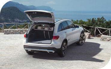 2020 GLC Power Liftgate