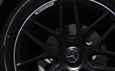 Mercedes-AMG GLE 53 Coupe Wheels
