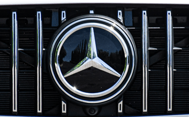 Mercedes-AMG GLE 53 Coupe Driver Assist Camera