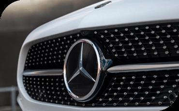 New Mercedes-Benz A-Class Grille