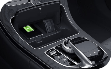 2021 Mercedes-Benz central controller