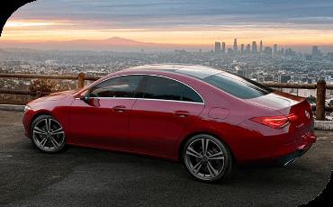 New Mercedes-Benz CLA Coupe Profile