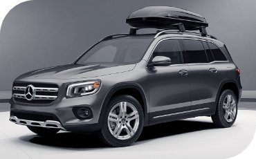 New Mercedes-Benz GLB Cargo Box
