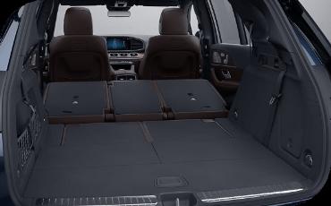 New Mercedes-Benz GLE Cargo Area