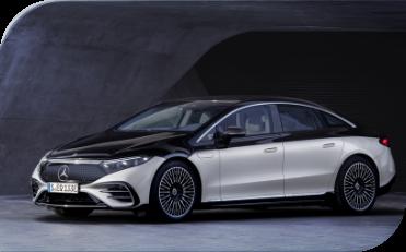 Mercedes-Benz EQS Climate Vent