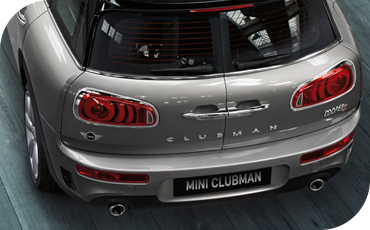 MINI Clubman Rear Split Doors