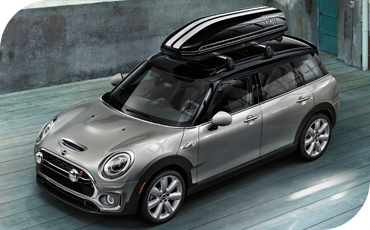 Carry roof accessories for added cargo versatility on the 2021 MINI Clubman