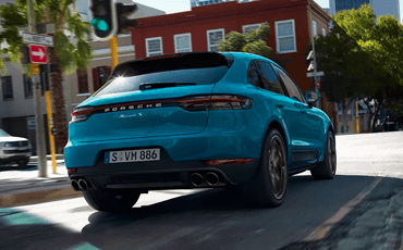 Wherever you're driving, the 2020 Porsche Macan keeps you safe