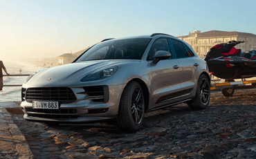 Choose the 2020 Porsche Macan and you'll have powerful performance both on and off road