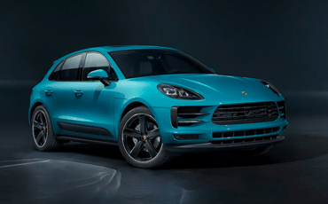 Bold, sleek, and powerful, the 2020 Porsche Macan is a crossover SUV with the look of a sports car