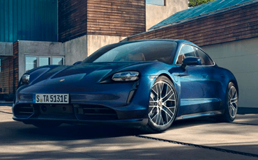 Safety features help you get where you need to go safely in the 2020 Porsche Taycan