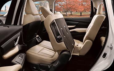 2019 Jeep Grand Cherokee 3rd Row Interior