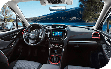 2019 Subaru Forester Performance Features