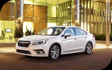 2019 Subaru Legacy Specs | Surprise AZ Midsize AWD Sedan