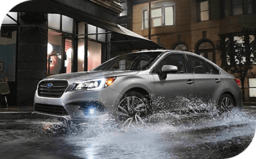 2019 Subaru Legacy Safety Features