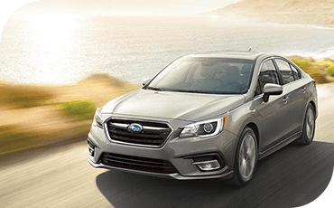 Compare 2019 Subaru Legacy vs Toyota Camry performance differences.