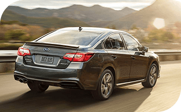 2019 Subaru Legacy Exterior Styling Features