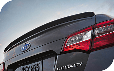 2019 Subaru Legacy Performance Features