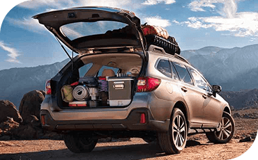 Which Is the Best Two-Row SUV: 2019 Subaru Outback or Chevy