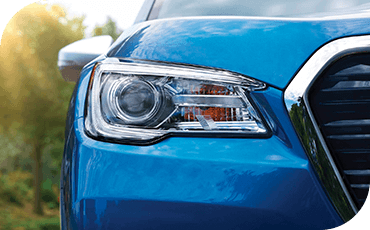 Subaru Ascent LED Headlights