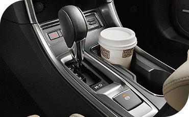 2020 Ascent Cupholders