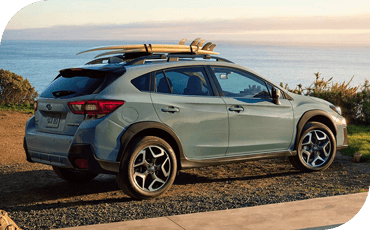 Finding your favorite spot is easier with the spirited performance of the 2020 Subaru Crosstrek