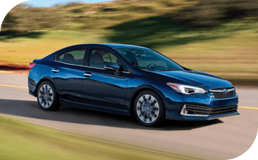 Lively performance comes standard with the 2020 Subaru Impreza