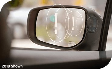 Available blind-spot detection makes your drives even safer in the Subaru Impreza