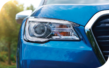 LED steering responsive headlights join the standard features list for 2021