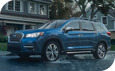 Stay safe on slick roads with the Subaru Ascent