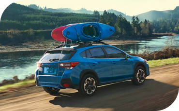 The Subaru Crosstrek is a compact crossover that goes big on capability