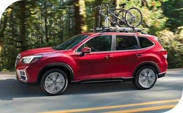 The 2021 Subaru Forester is a small SUV with big potential for carrying lots of gear