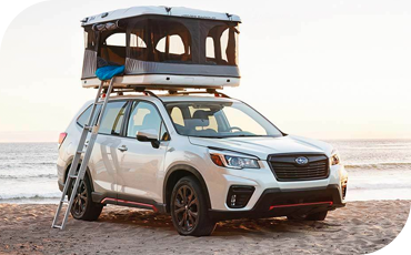 2021 Forester Sport On The Beach