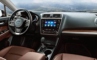 2019 Subaru Outback Technology Features
