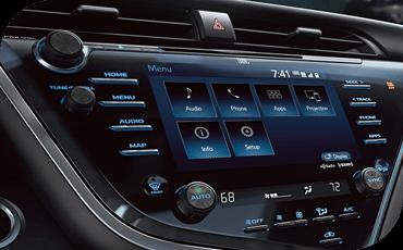 2019 Toyota Camry VS 2019 Ford Fusion: Midsize Sedan Model