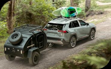 Crv Off Road >> 2018 Toyota Rav4 Vs 2019 Honda Crv Compare Crossovers At Capitol Toyota