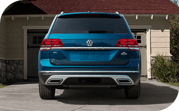 2019 VW Atlas SUV Driver Assistance