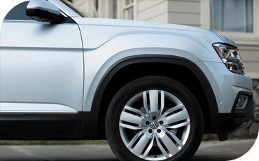 2019 VW Atlas SUV Safety