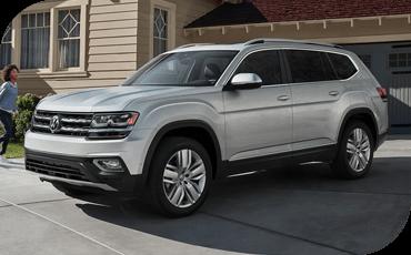 Compare new 2019 Volkswagen Atlas vs Chevrolet Traverse Technology Benefits