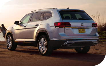 Compare new 2019 Volkswagen Atlas vs Nissan Murano Safety Features