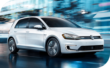 Compare new 2019 Volkswagen e-Golf vs Nissan Leaf Performance Information