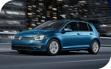 Compare new 2019 Volkswagen Golf vs Hyundai Elantra GT Performance Information