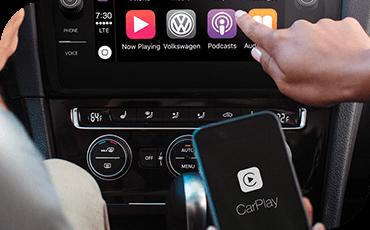 Compare new 2019 Volkswagen Jetta vs Toyota Corolla Technology Benefits