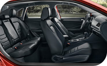 2020 Jetta Leather Upholstery